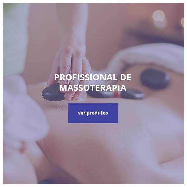 Profissional de Massoterapia